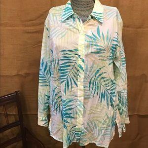 Liz Claiborne Long Sleeve Dress Shirt